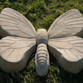 Stone Butterly Image